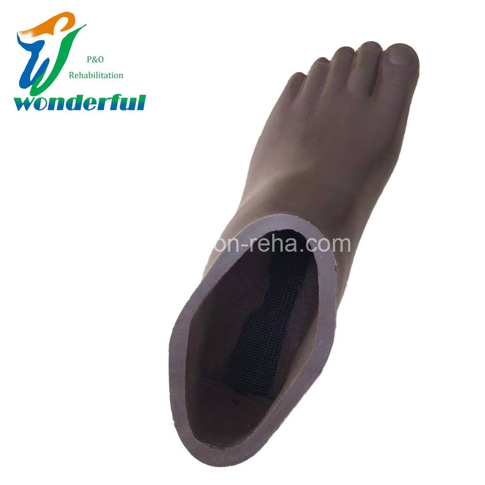 Brown Foot Cover