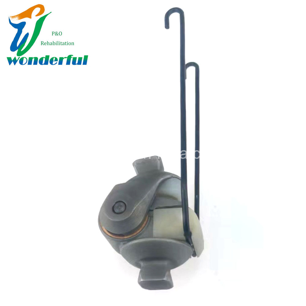 Adjustable Friction Knee Joint